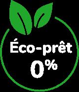 Eco-prêt à taux0%*