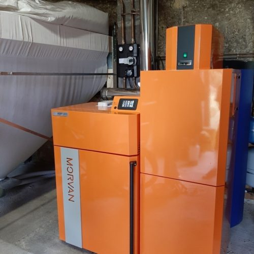 Chaudière à granulés GM EASY 24 – DPT de la Gironde